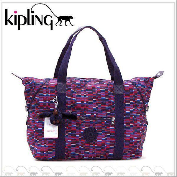 kipling(キプリング バッグ)ボストンバッグ ショルダーバッグ 2way 旅行バッグ レディース 軽い ナイロン新作 ブランド 新品