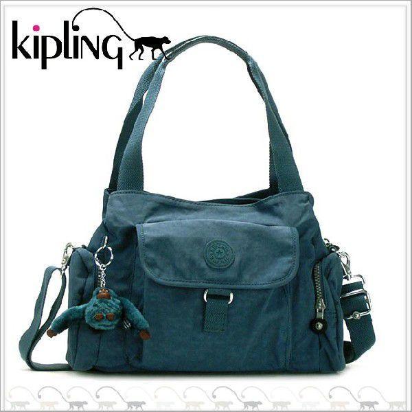 旅行 ショルダーバッグ K15294 13K PRACTI-COOL ミニボストン KIPLING ブランド バッグ プレゼント 斜めがけバッグ ショルダー 斜め掛け レディース キプリング ナイロン