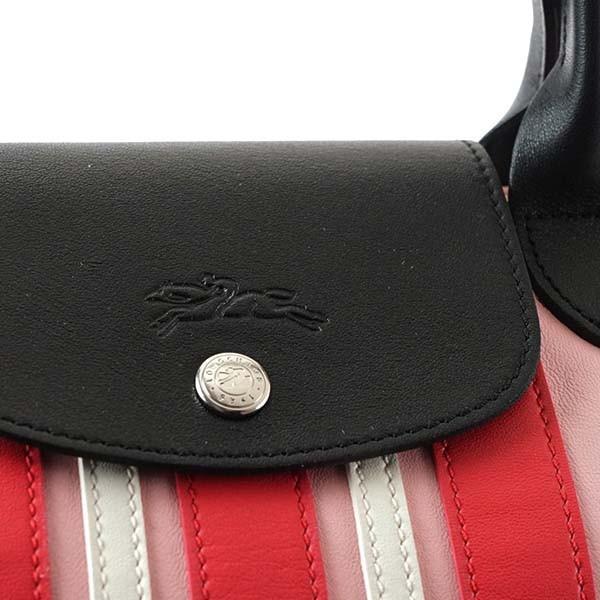 ロンシャン LONGCHAMP ハンドバッグ ショルダーバッグ 1512 854 A26 LE PLIAGE TROISBANDES ROSE ピンク系