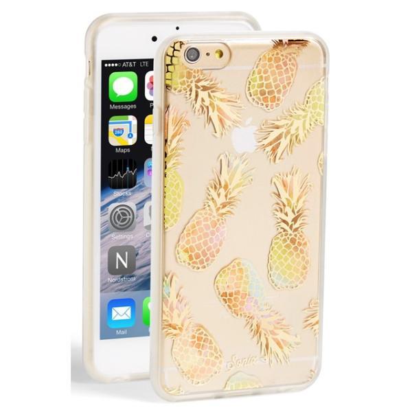 8dc4dec601 ソニックス SONIX iPhone 6 Plus iPhone 6s Plus ケース Liana (Peach) アイフォン6 アイフォン ...