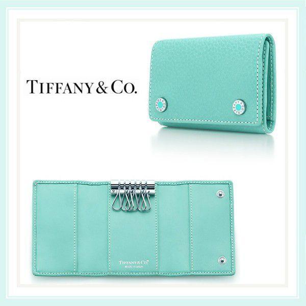 cheap for discount 046df 3071b キーケース TIFFANY&CO ティファニー メンズ レディース 6連 ...