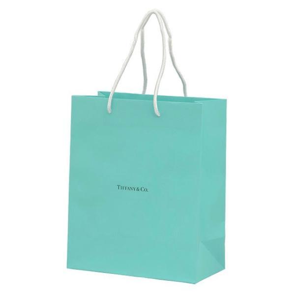 ティファニー TIFFANY&CO ショップ袋 ショッパー 1枚 Mサイズ Aセット ティファニーブルー サブバッグ ラッピング ブランド リメイク ギフトバッグ 紙袋