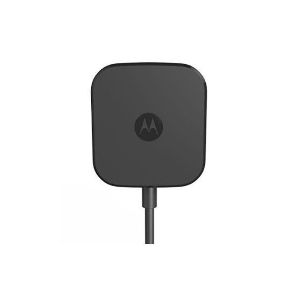 【予約販売】モトローラMotorola スマホ、タブレット充電器TurboPower 15 USB-C  17W 5V/3.4A 1.53m USB-C cable black ブラック|salomjapan|02