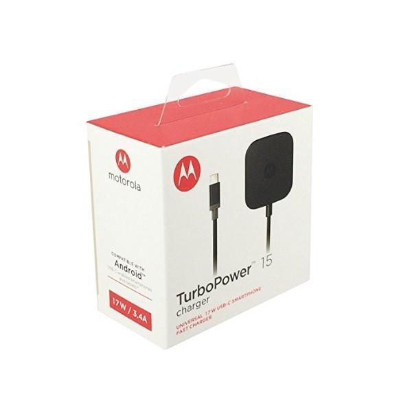 【予約販売】モトローラMotorola スマホ、タブレット充電器TurboPower 15 USB-C  17W 5V/3.4A 1.53m USB-C cable black ブラック|salomjapan|05