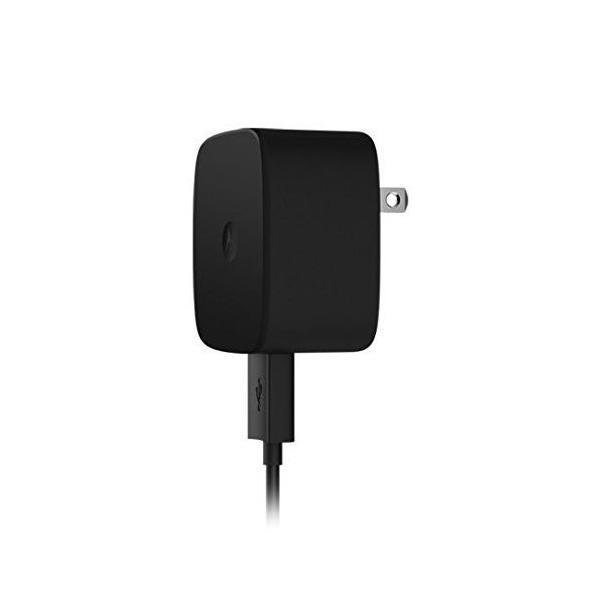 【予約販売】モトローラMotorola スマホ、タブレット充電器TurboPower15  15W (5V/1.6A 9V/1.6 12V/1.2A) QC2.0 USB-A black ブラック salomjapan 02