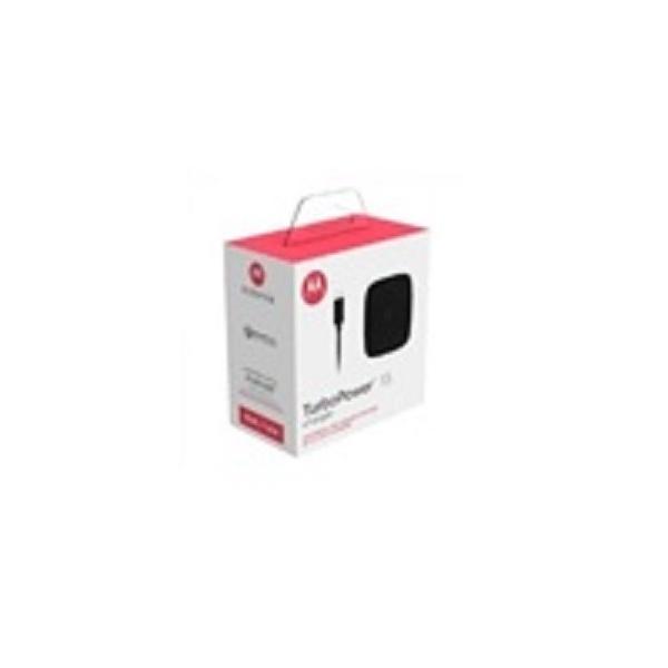 【予約販売】モトローラMotorola スマホ、タブレット充電器TurboPower15  15W (5V/1.6A 9V/1.6 12V/1.2A) QC2.0 USB-A black ブラック salomjapan 05