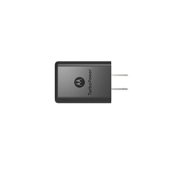 【予約販売】モトローラMotorola スマホ、タブレット充電器TurboPower15  15W (5V/3A 9V/1.6 12V/1.2A) QC3.0 USB-A black ブラック|salomjapan|03