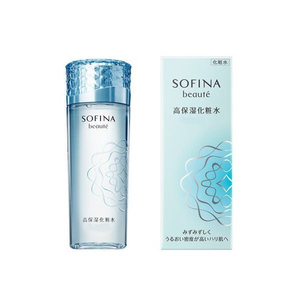 花王 ソフィーナボーテ SOFINA beaute 高保湿化粧水 しっとり  140ml|salon-de-miel