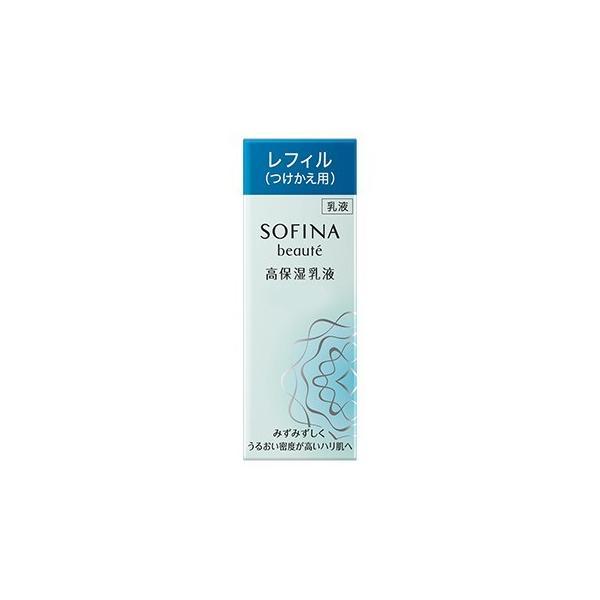 花王 ソフィーナボーテ SOFINA beaute 高保湿乳液 しっとり 60g レフィル|salon-de-miel