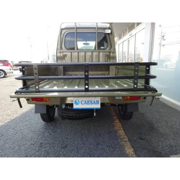 ベッドエクステンダー カーゴゲート 軽トラック ハイゼット キャリー ミニキャブ サンバー クリッパー スクラム samuraipick 03