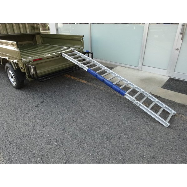 ベッドエクステンダー カーゴゲート 軽トラック ハイゼット キャリー ミニキャブ サンバー クリッパー スクラム samuraipick 04