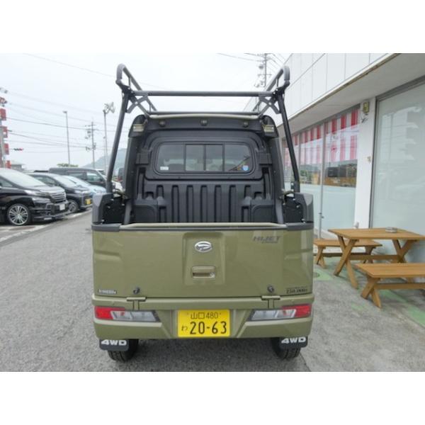 ハードカーゴ 軽トラック キャリア ルーフラック ハイゼット デッキバン S321W S331W|samuraipick|02