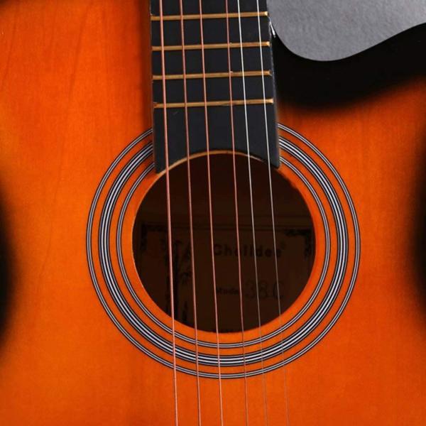 アコースティックギター初心者セット アコースティック 初心者 16点 セット 気軽に入門 9色|sanada-store|07