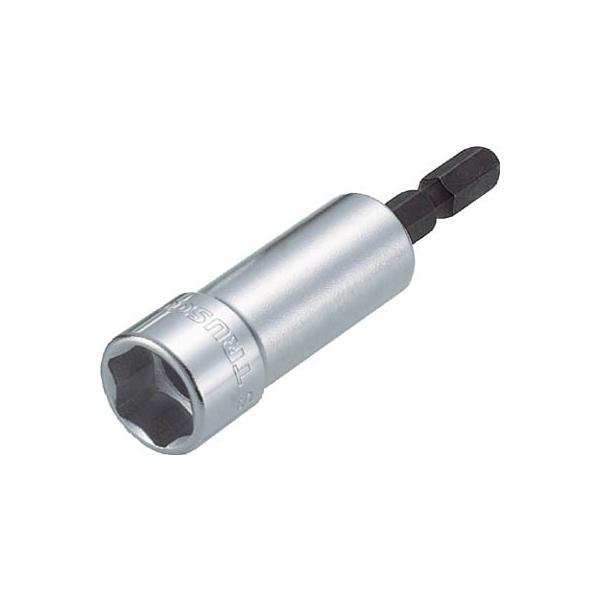 TRUSCO 電動ドライバーソケット ショート 10mm