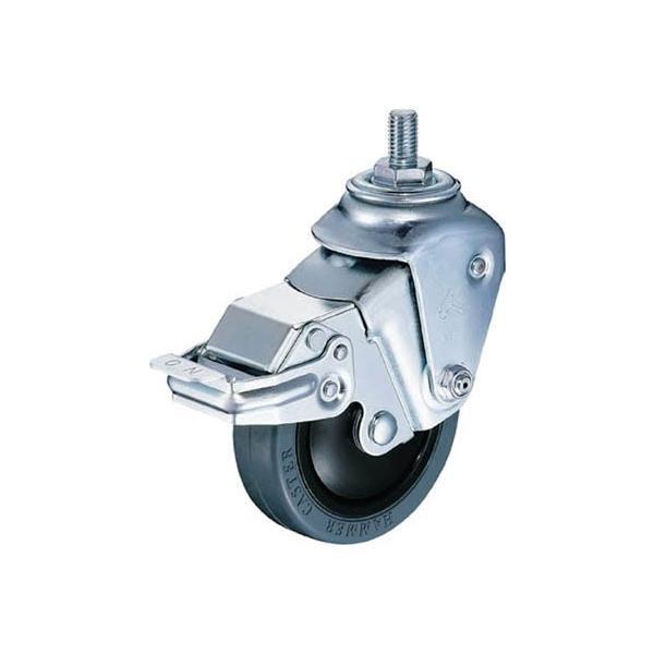 ハンマー クッションねじ式自在SP付ゴム車M12XP1.75線径2.6mm