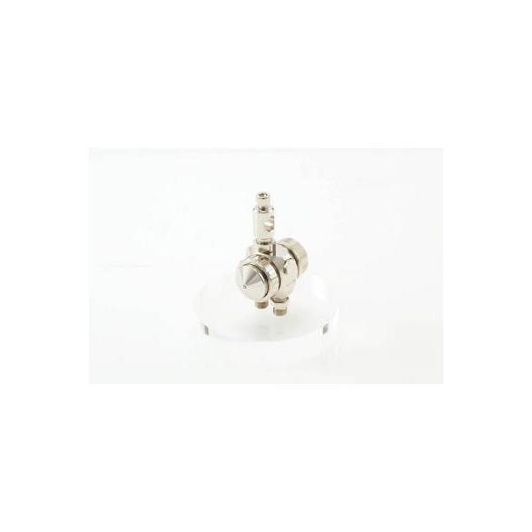 アネスト岩田 液体塗布用自動スプレーガン(小形簡易丸吹)ノズル口径1.0mm