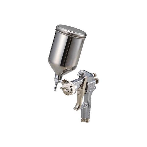 TRUSCO スプレーガン重力式 ノズル径Φ1.4 0.4L SUSカップセット