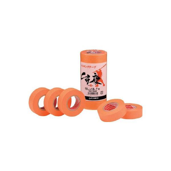 カモ井 マスキングテープ(6巻)