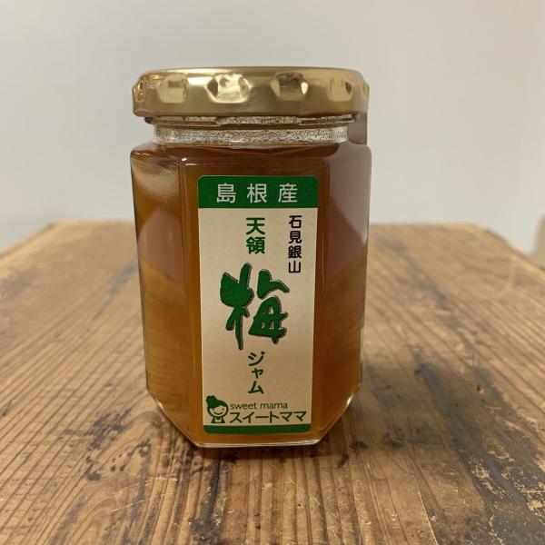 さんべ食品工業 石見銀山 梅ジャム 150g