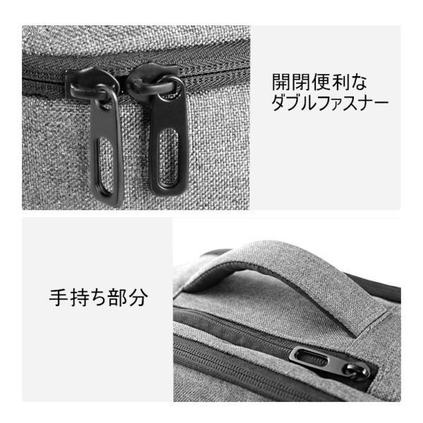 リュック メンズ cai リュックサック ビジネスリュック ビジネス バッグ 大容量 通学 通勤 旅行 出張 自転車通勤 リュック K-9101|sancai|15