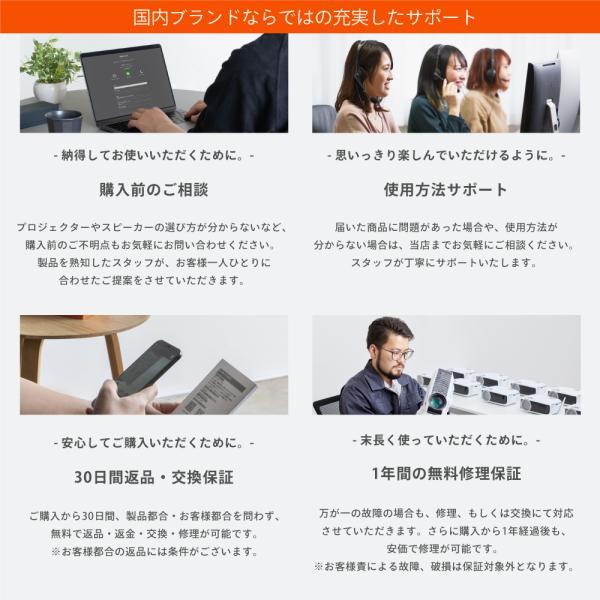 プロジェクター 小型 本体 家庭用 ビジネス モバイル 安い ケーブル付 FUN PLAY|sandlot-books|17