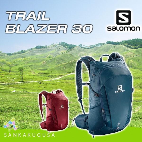 SALOMON サロモン TRAILBLAZER 30 トレイルブレザー 30 (30L) リュック デイパック バッグ バックパック ザック トレイルランニング トレッキング