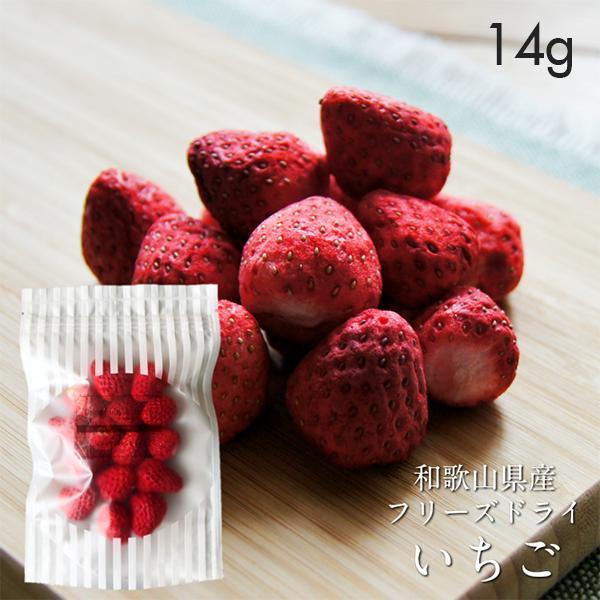 フリーズドライ いちご 砂糖不使用 無添加 国産 ドライフルーツ sanko-hc