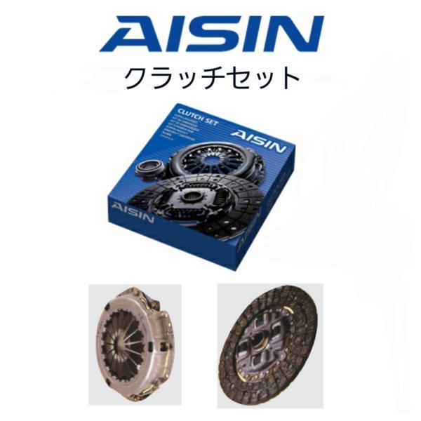 アイシン クラッチ 4点キット DA64W DA63T DA62T DA65T スズキ エブリィ、キャリィ TCSS-016N 送料無料