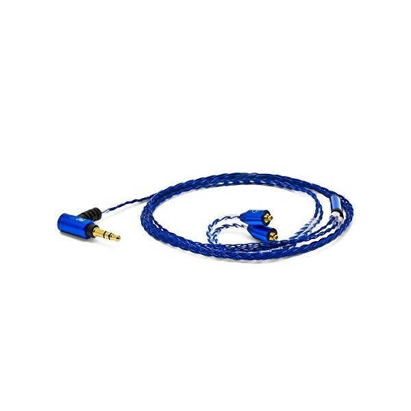 Re:cord Palette 6 MX-A(MMCXコネクタ for SHURE type) (サファイアブルー(SapphireBlue)) 1.