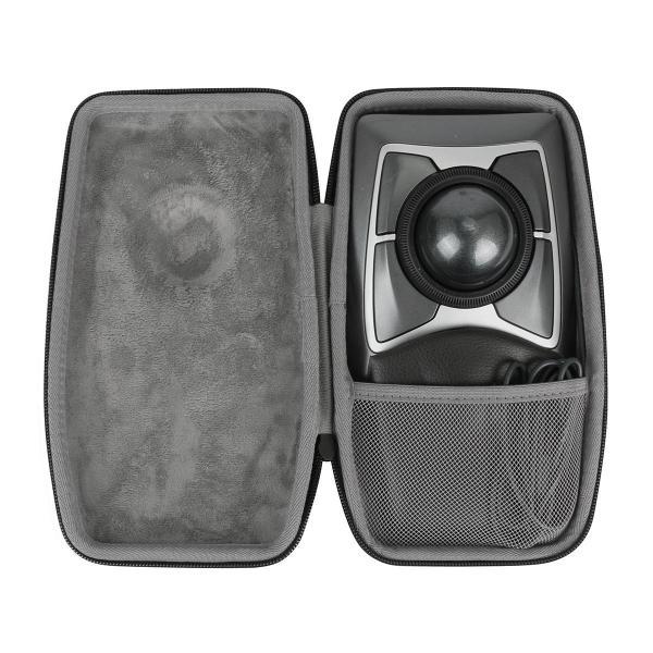 Kensington ExpertMouse ワイヤレストラックボール  ハードケースバッグ (収納ケースのみ) sanmaruroku 05