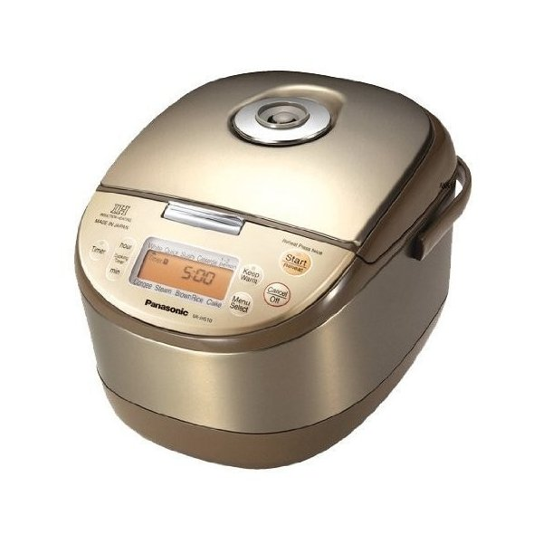 Panasonic 〈海外向け〉IH炊飯ジャー (5.5CUP/5.5合炊き) SR-JHS10-N/220V|sanmaruroku