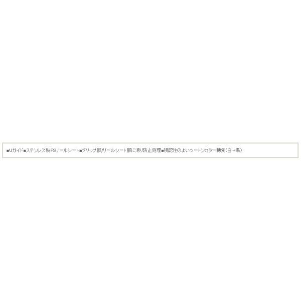 宇崎日新(NISSIN) チヌ・落し込み竿 PROSQUARE マルチクロダイUG 7.2m   【筏チヌ】