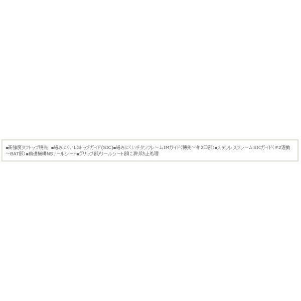 宇崎日新(NISSIN) チヌ・落し込み竿 PROMINENT チヌ 1号 4.45m   【筏チヌ】