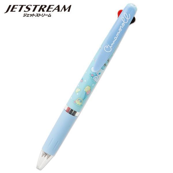 シナモロール ジェットストリーム3色ボールペン|sanrio