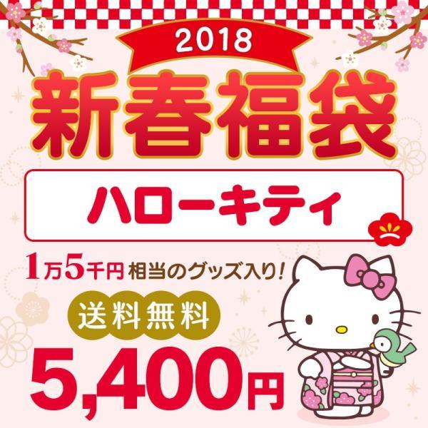 【2018年新春!!☆通販オリジナル】ハローキティ 5千円福袋|sanrio