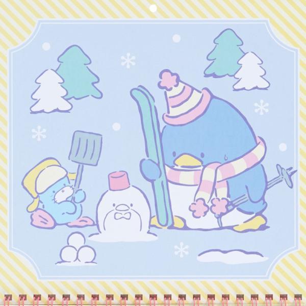 タキシードサム ウォールカレンダーM 2020|sanrio|04
