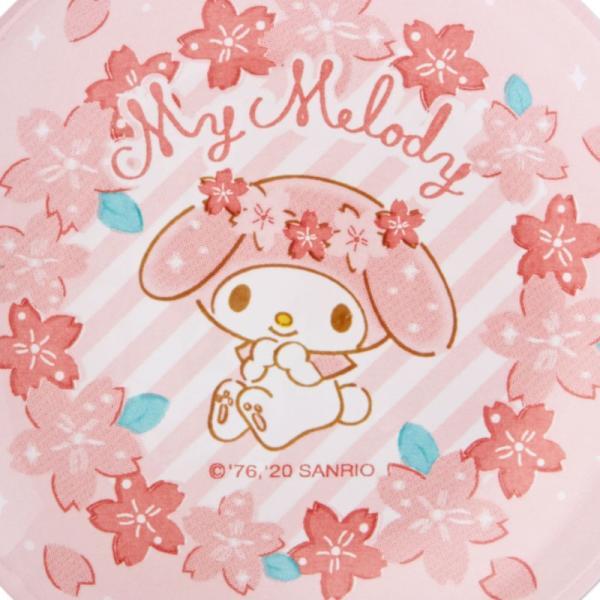 マイメロディ ガラス豆皿(桜) sanrio 03