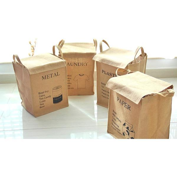 分別ごみ箱 ゴミ箱 収納ケース 収納ボックス 防水加工ボックス 防水加工ケース 折りたたみ収納ケース インテリア収納 収納 ボックス ケース|sansanya|05