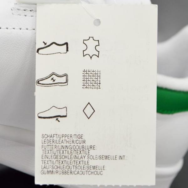 アディダス スタンスミス ベルクロ メンズ スニーカー adidas STAN SMITH CF S75187 靴 シューズ オリジナルス ORIGINALS ホワイト×グリーン|sansei-s-style|06