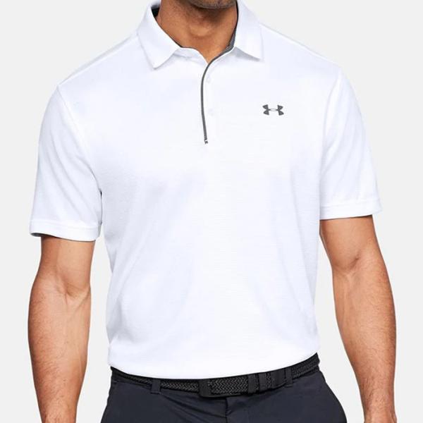 アンダーアーマー メンズ半袖ポロシャツ UNDER ARMOUR TECH POLO SHIRTS 1290140* sansei-s-style 05