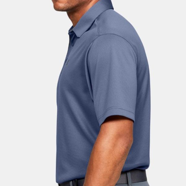 アンダーアーマー メンズ半袖ポロシャツ UNDER ARMOUR TECH POLO SHIRTS 1290140* sansei-s-style 06