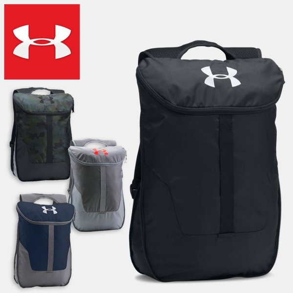 141ff59c3374 アンダーアーマー リュックサック UNDER ARMOUR EXPANDABLE SACKPACK BACKPACK スポーツバッグ バックパック  ザックパック メンズ レディース 1300203