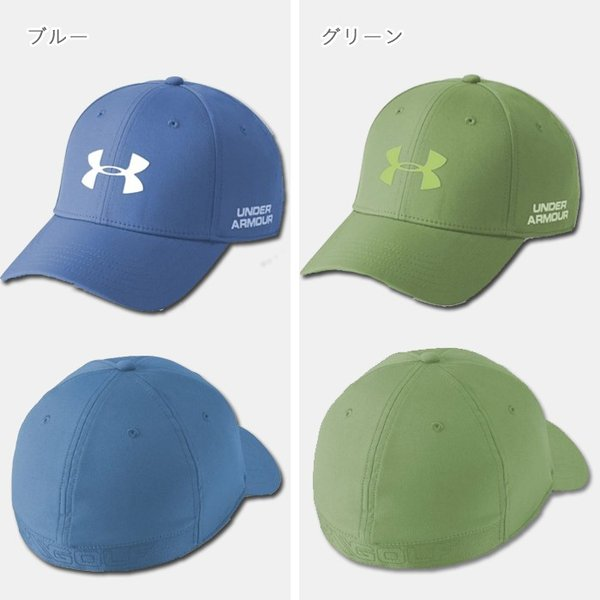 73cea82fb87 ... アンダーアーマー キャップ メンズ スポーツ UNDER ARMOUR MENS GOLF HEADLINE 2.0 CAP 帽子 ゴルフ  グレー ブラック ...