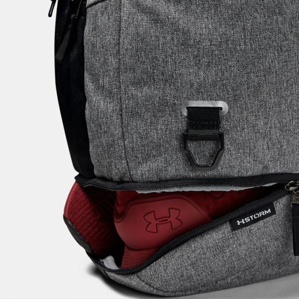 アンダーアーマー UNDER ARMOUR スポーツバッグ メンズ レディース バックパック リュック HUSTLE 4.0 1342651 男女兼用|sansei-s-style|06