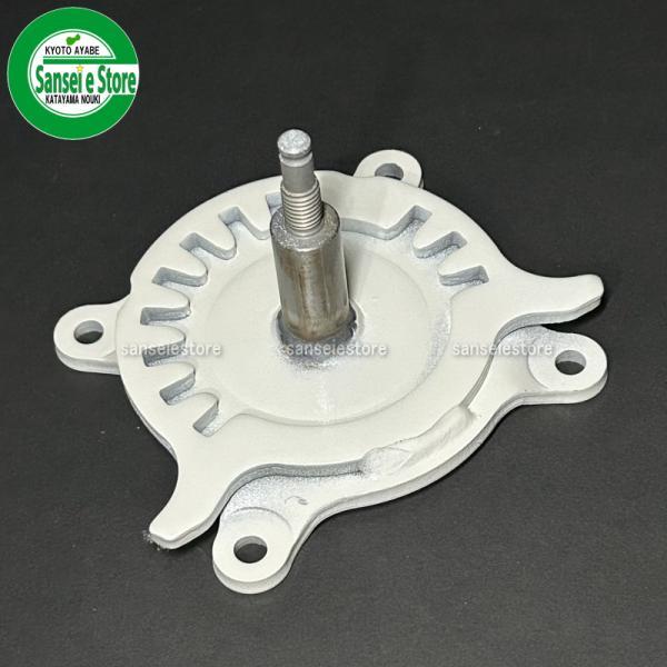 スパイダーモア SP850B,SP851,SP650A用 ハンドル回転板CMP白