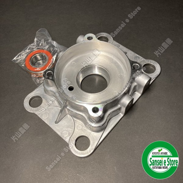 スパイダーモア やまびこエンジン GEH800/GEH801用 クラッチドラムケース 品番0339-04000