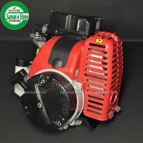 スパイダーモア SP851 SP852用 やまびこエンジン単体 GEH801