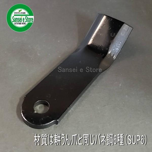 東亜重工製 ゼノア ZHM1700用ハンマーナイフモア刃140枚組[SY50-A-05]