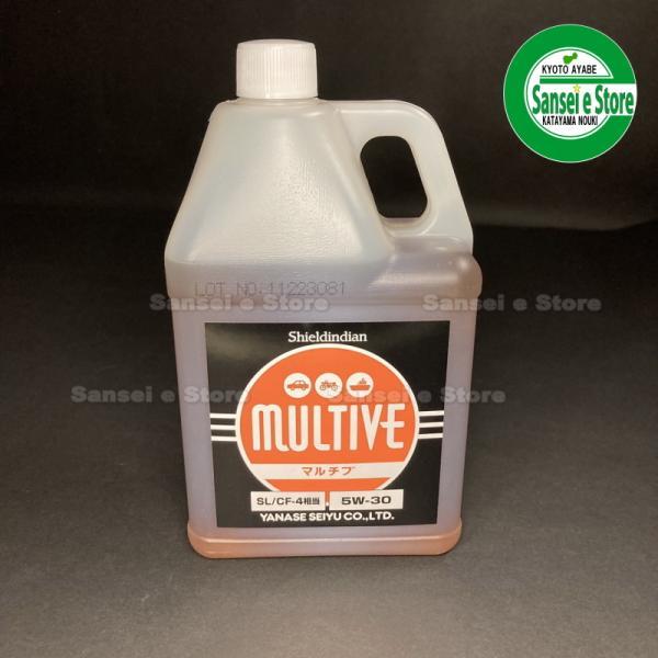ヤナセ 製油 マルチパーパスオイル 5W-30 1L