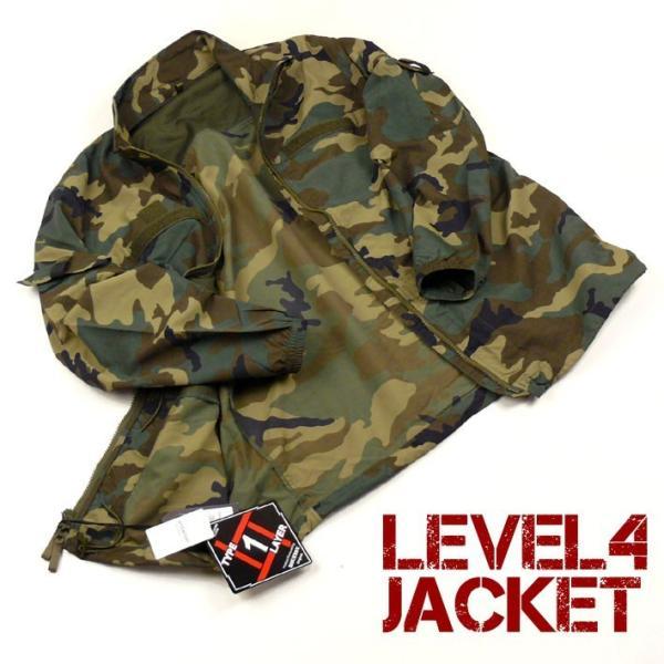 HOUSTON ヒューストン メンズ ミリタリージャケット LEVEL4 JACKET ナイロン ウインドブレーカー 春物 送料無料 50667|sanshin|10